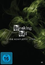 Breaking Bad - Die komplette Serie Poster