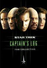 Star Trek - Captain's Log Fan Collective (4 DVDs) Poster