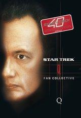 Star Trek - Q Fan Collective (4 DVDs) Poster