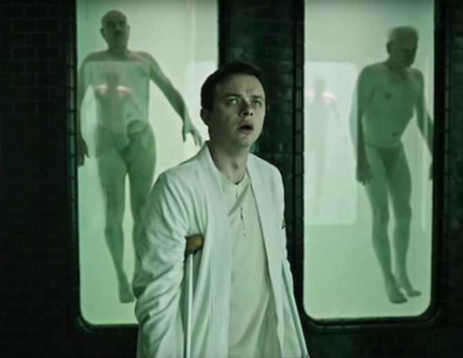 Dane DeHaan A Cure for Wellness Gore Verbinski