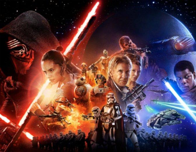 Star Wars 7 Das Erwachen der Macht Poster