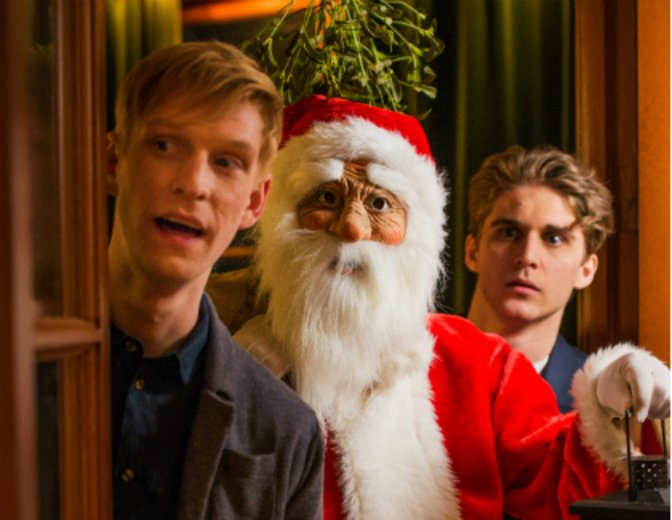 Eine schöne Bescherung: Der Erfolg aus Schweden kommt zu uns ins Kino! © Arsenal