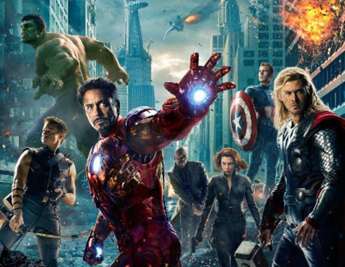 Marvels Superhelden-Filme wie The First Avenger sind Erfolgsgaranten © Marvel