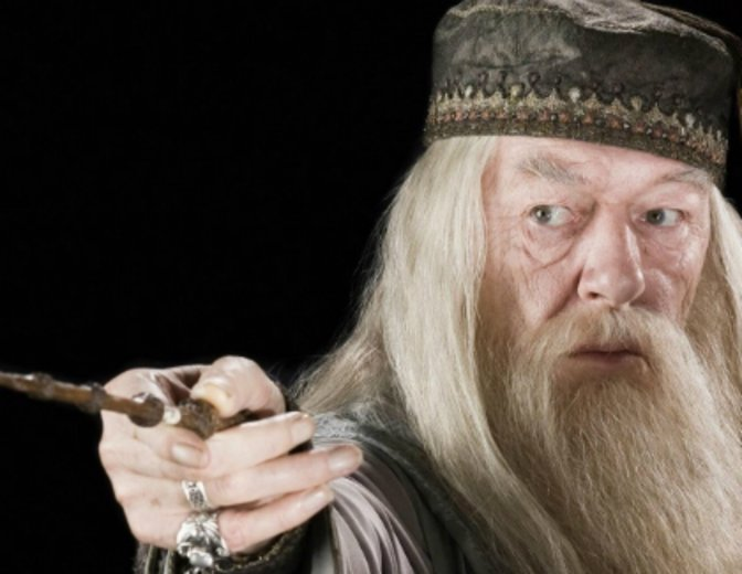 Dumbledore Harry Potter