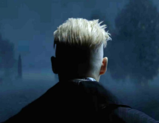 Johnny Depp Grindelwald Harry Potter Phantastische Tierwesen