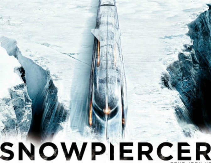 Snowpiercer Poster Train Zug TV-Serie