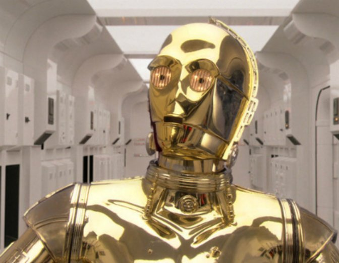 C-3PO Anthony Daniels Star Wars