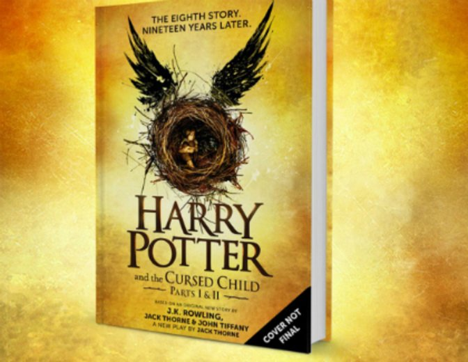 Harry Potter and the Cursed Child Buch