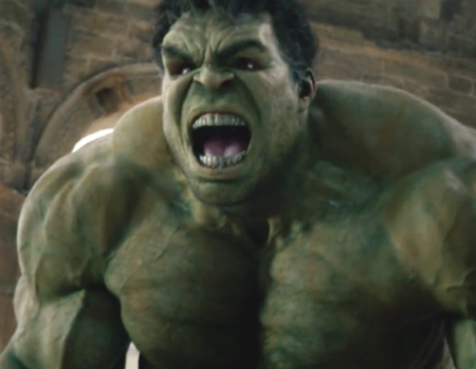Hulk Marvel Mark Ruffalo