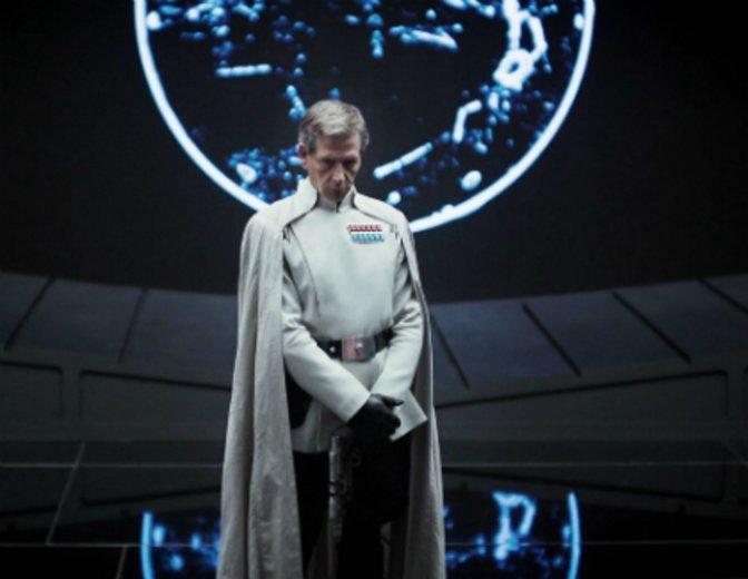 Krennic Rogue One Star Wars Ben Mendelsohn