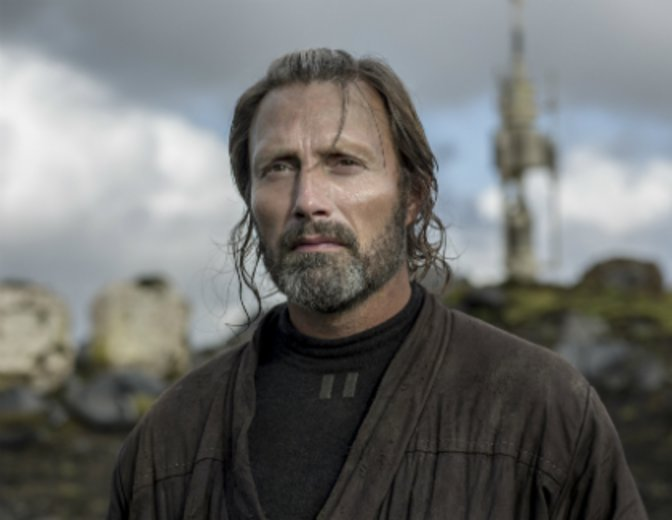 Mads Mikkelsen Rogue One Galen Erso Star Wars