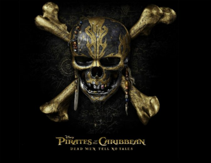 Pirates of the Caribbean Salazars Rache Poster