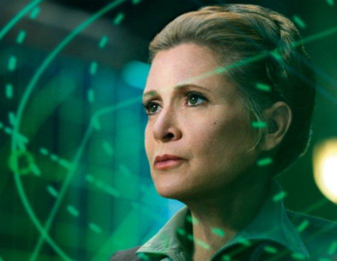 Prinzessin Leia Star Wars 8