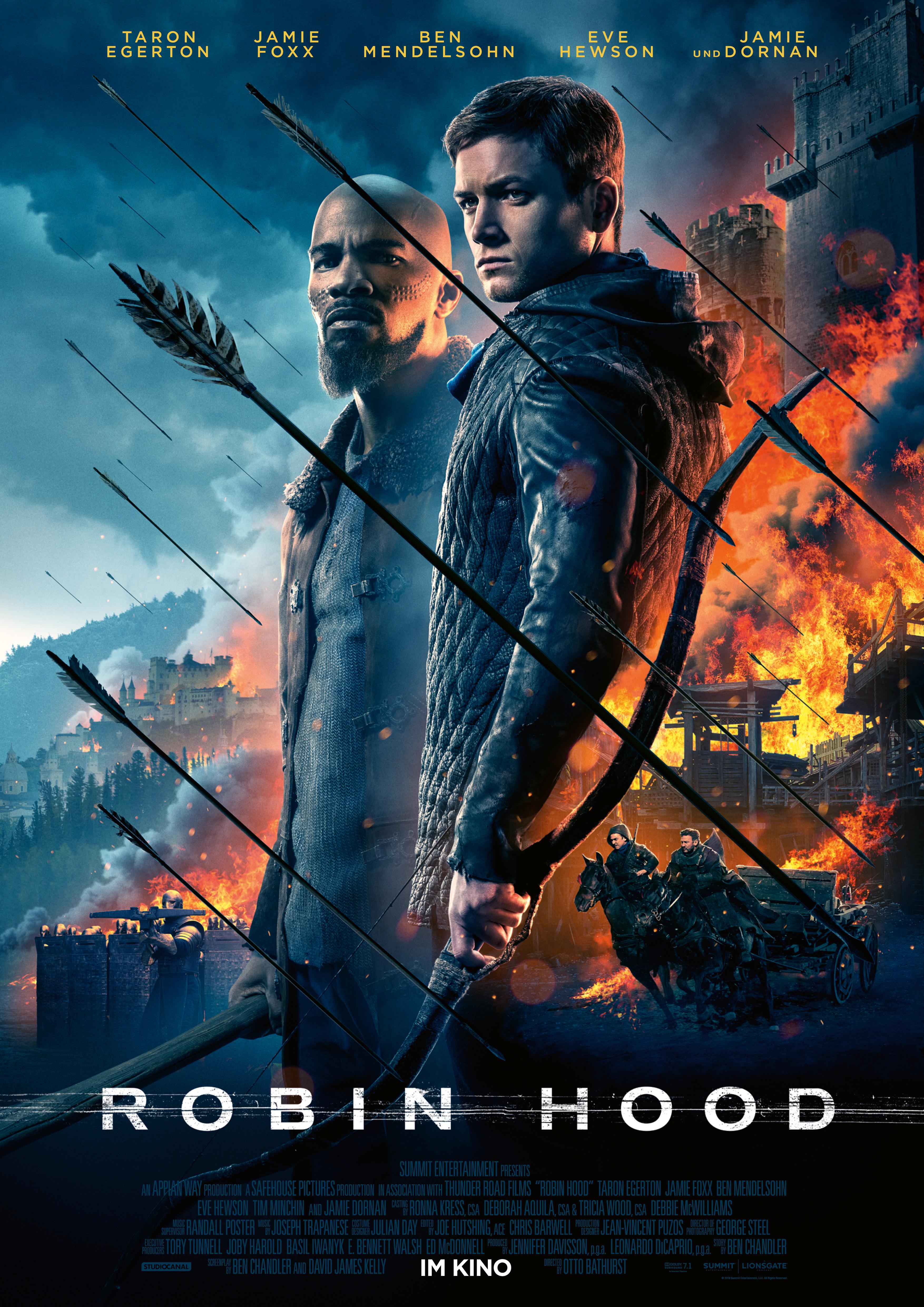 Filme Weihnachten 2019.Robin Hood 2019 Film 2018 Trailer Kritik Kino De