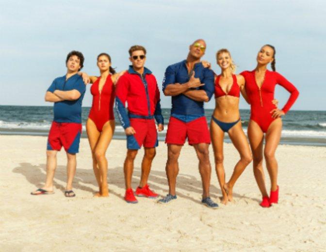 2017 wird sexy: Baywatch kommt zurück auf die Leinwand! © Paramount