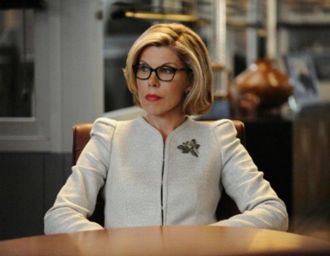 Von gefeierter Nebenrolle zur Hauptrolle - Anwältin Diane bekommt ihre eigene Serie © CBS