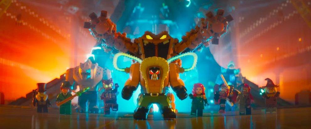 LEGO Batman Movie Bösewichte Two-Face