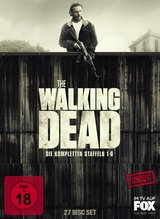 The Walking Dead - Die kompletten Staffeln 1-6 Poster
