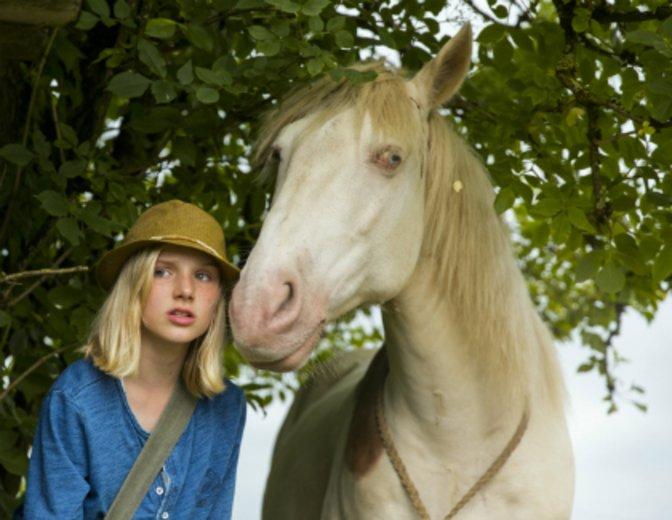 Echte Freunde: Wendy und ihr Pferd verstehen sich ohne Worte © Sony Pictures