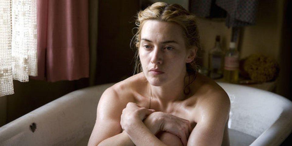 Kate Winslet und David Kross in Der Vorleser