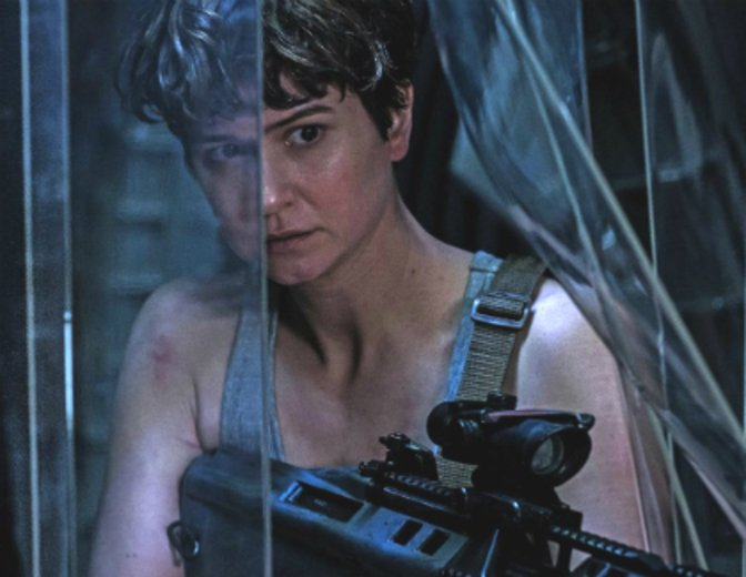 Alien Covenant Katherine Waterston Ripley