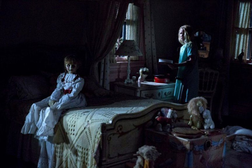 Annabelle 2 Horror 2017