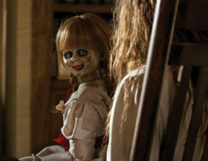 Annabelle Horrorfilm Conjuring Heimsuchung