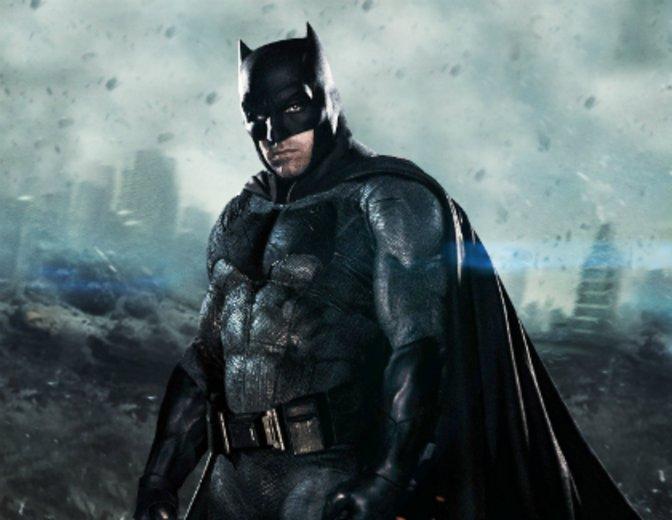 Ben Affleck Batman v Superman Dawn of Justice