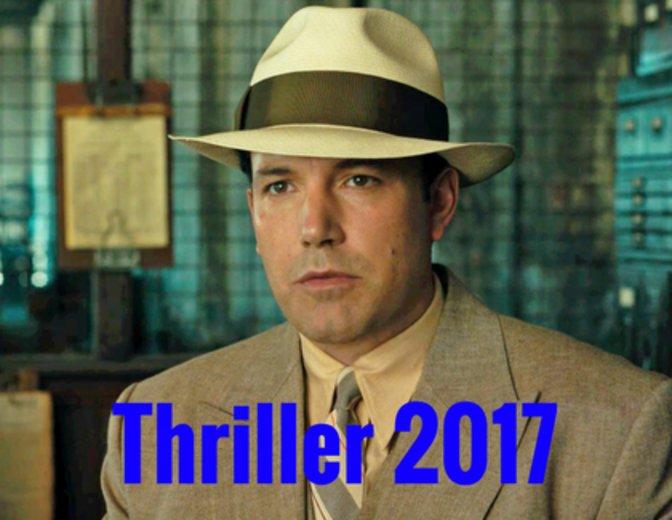 Ben Affleck Live by Night Thriller 2017