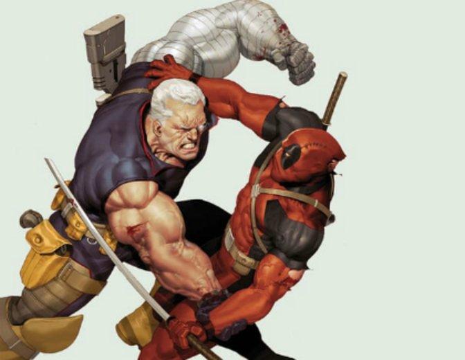 Cable Deadpool Marvel Comics
