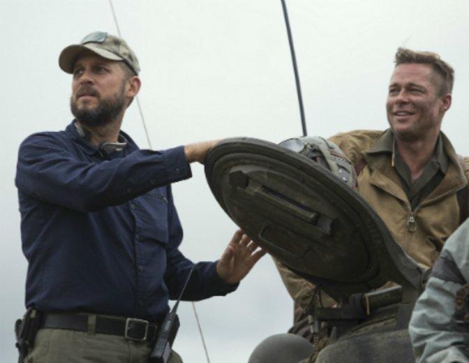 David Ayer Brad Pitt Herz aus Stahl Fury