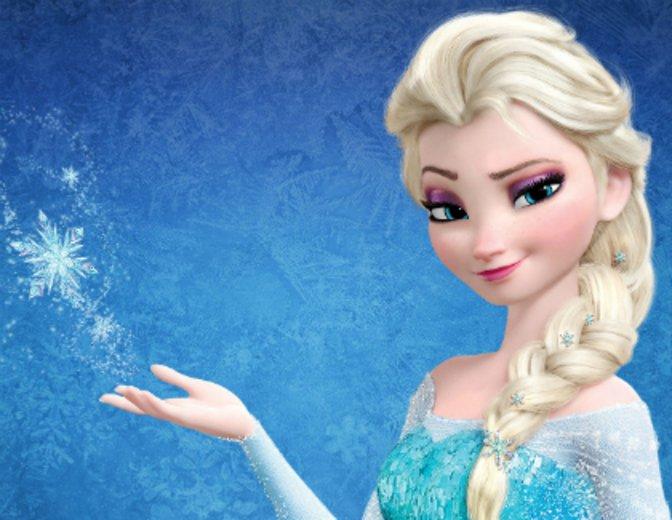 Die Eiskoenigin Voellig Unverfroren Elsa
