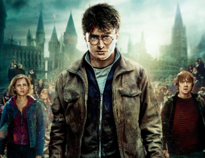 Harry Potter and the Cursed Child Filmrechte Warner