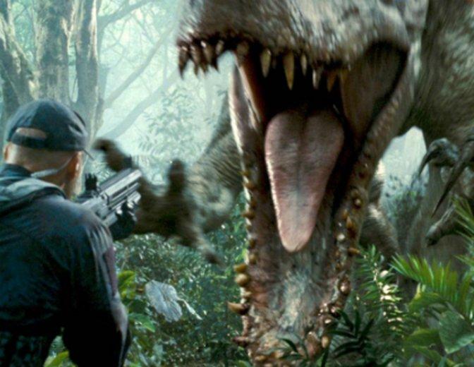 Jurassic World Hybrid