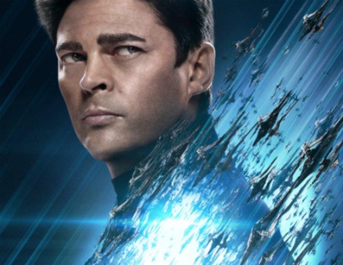 Karl Urban Pille McCoy Star Trek Beyond Pacific Rim