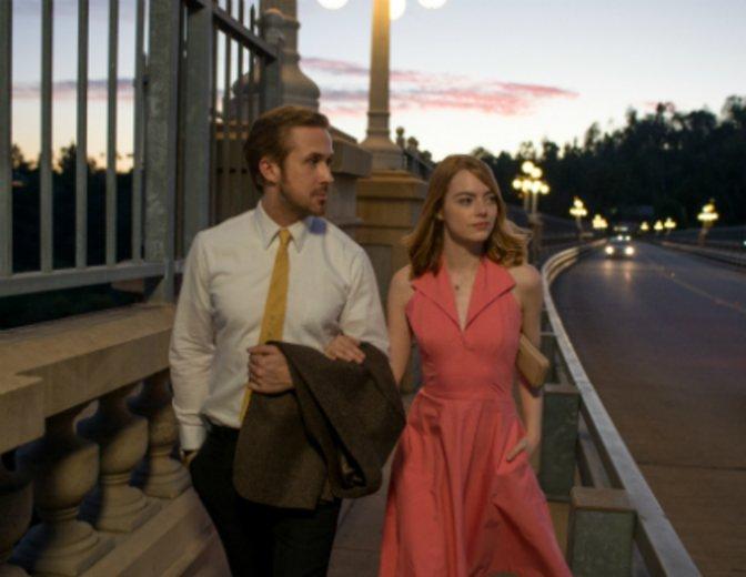 La La Land Ryan Gosling Emma Stone