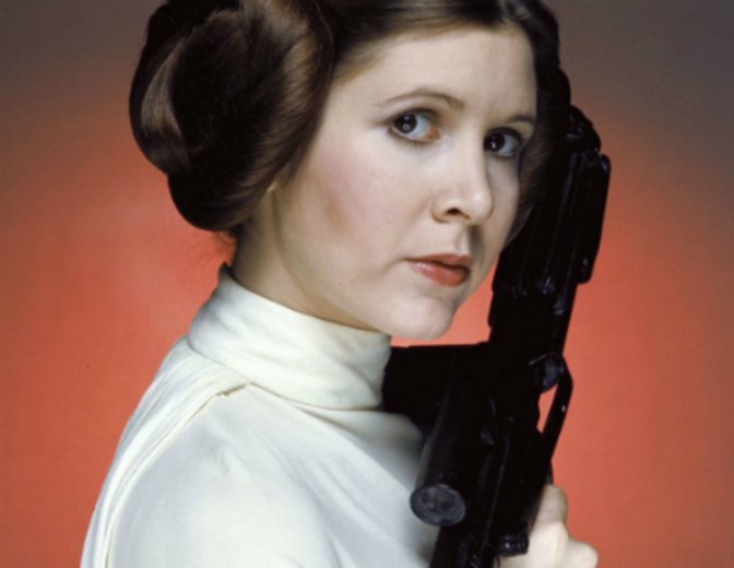 Leia Star Wars Carrie Fisher Rogue One