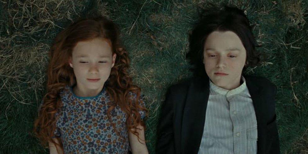 Lily Potter Kind Harry Snape