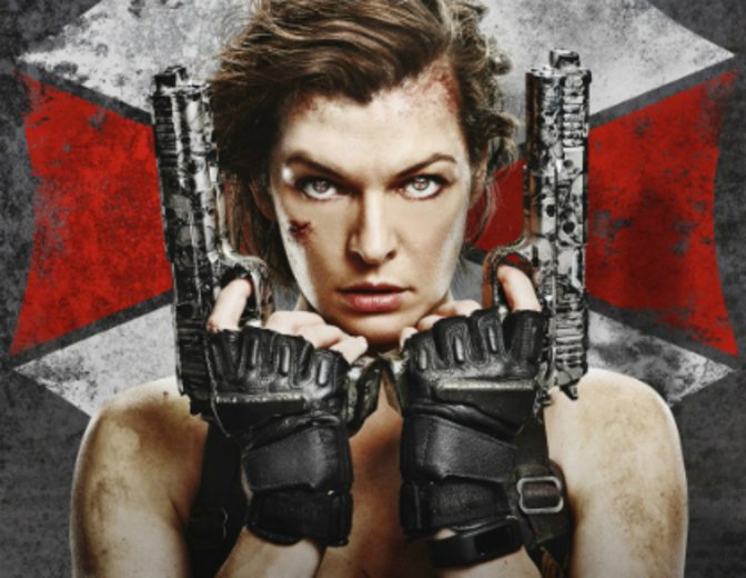 Resident Evil 6 The Final Chapter Milla Jovovich
