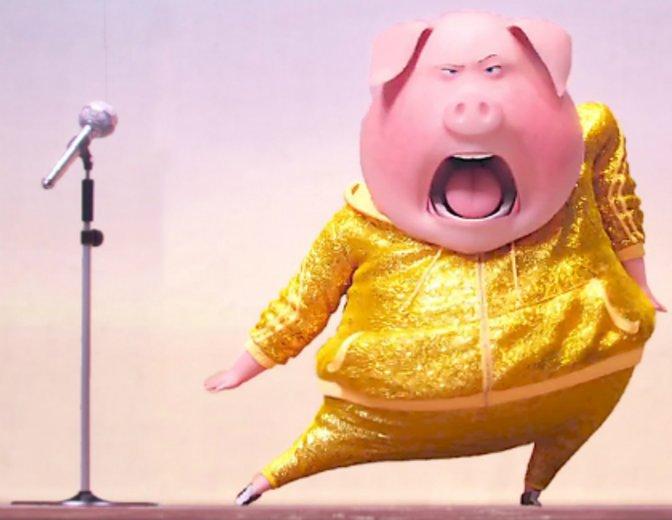 Die drolligen Tiere von Sing sind im Recall: Sing 2 kommt! (c) Universal