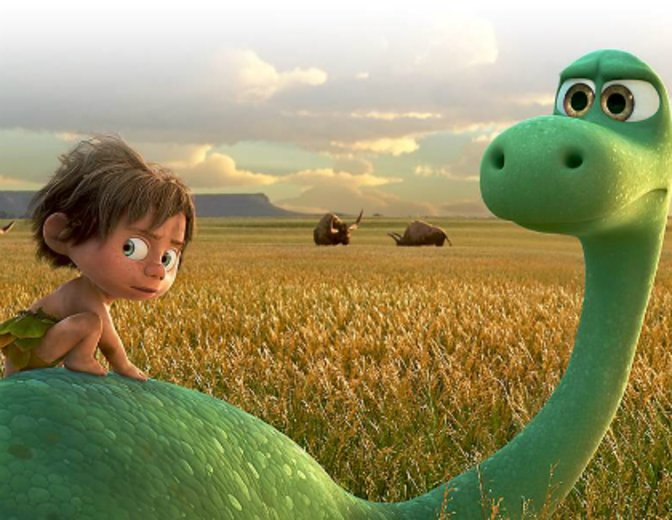 The Good Dinosaur Arlo Spot