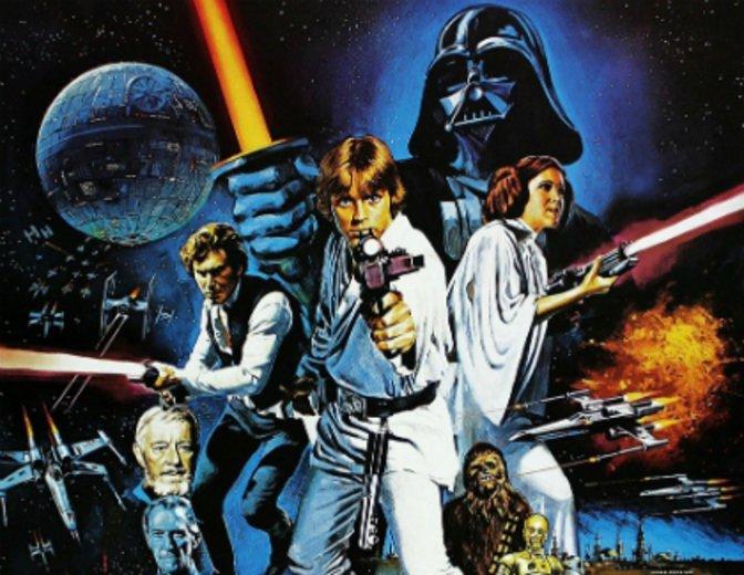 Krieg der Sterne Star Wars Eine neue Hoffnung