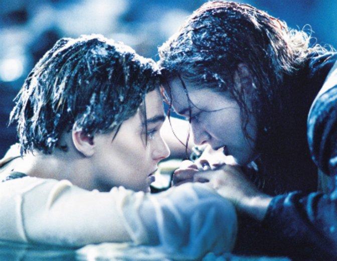 Titanic Leonardo DiCaprio Ende Film
