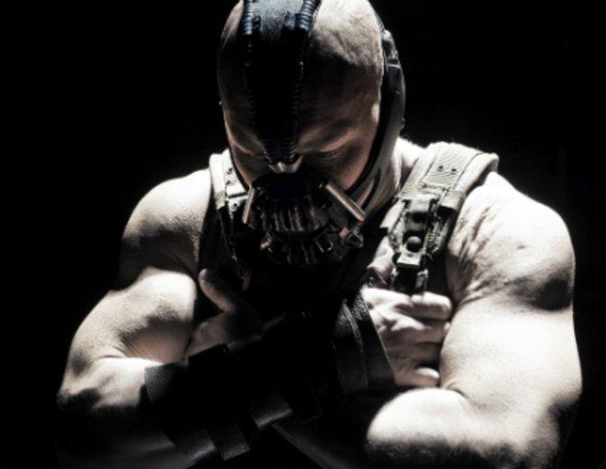 Tom Hardy Bane Batman The Dark Knight Rises