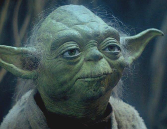 Yoda Das Imperium schlägt zurück