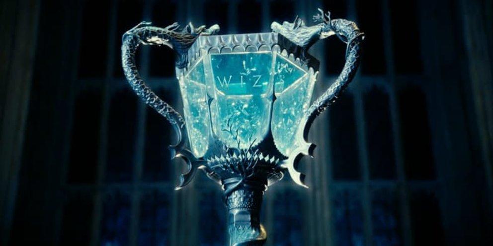 Harry Potter Feuerkelch Trimagisches Turnier Pokal