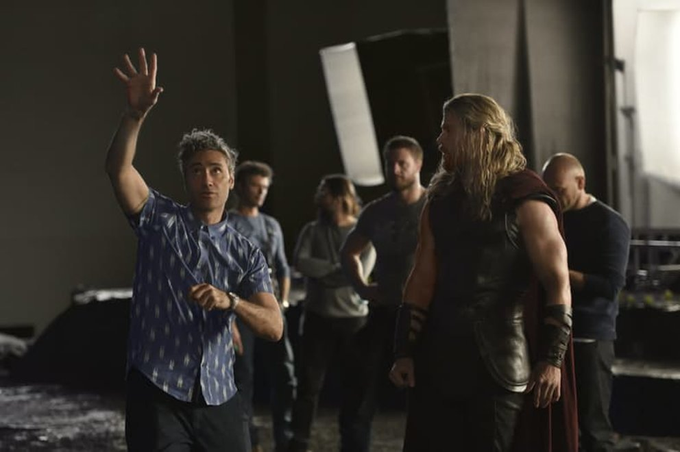 Thor 3 Ragnarok Chris Hemsworth Taika Waititi