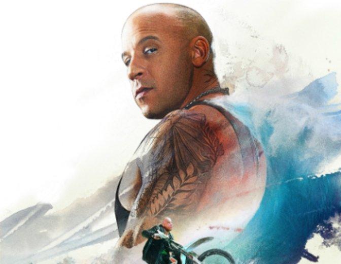 xXx 3 Return of Xander Cage Vin Diesel Poster