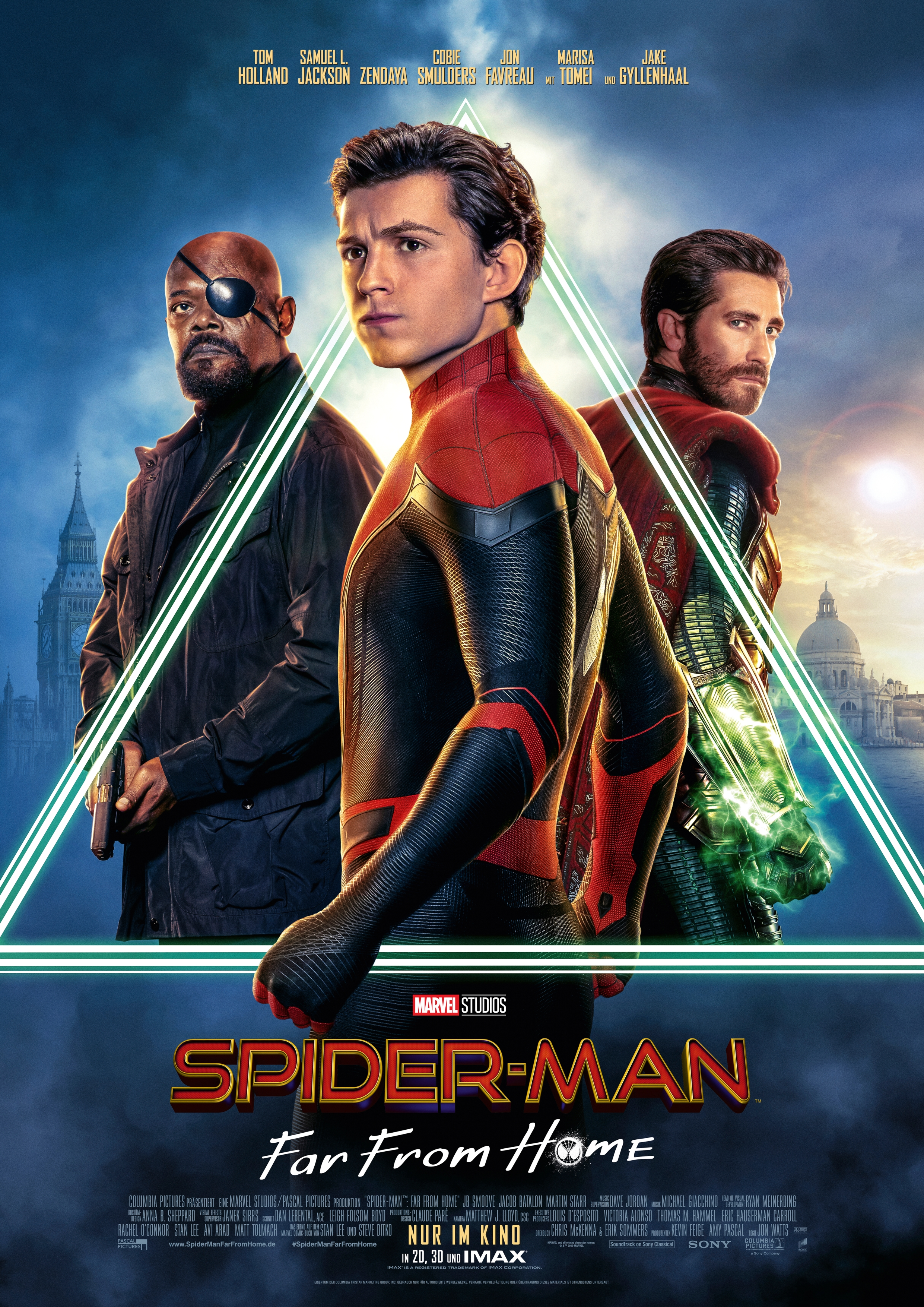 Spider Man: Far From Home Film (2019) · Trailer · Kritik