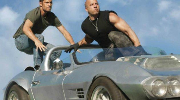 Vin Diesel ehrt verstorbenen Paul Walker Poster